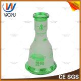 Huka-GlasHuka-Holzkohle-Tabak-Rohr-Wasser-Glas-rauchendes Set