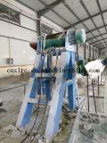 Máquina de enrollamiento del tubo de FRP con la máquina de enrollamiento del tubo de la fibra de vidrio de la eficacia alta