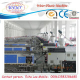 De Machines van de Productie van het Profiel WPC