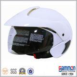 シックな半分の表面オートバイのヘルメット(OP205)