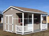 Casa viva pré-fabricada/edifício Prefab modular/móvel