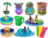 Jouets gonflables promotionnels assortis de Seasonal& de vinyle (IT009)