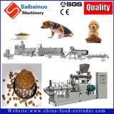 Tiernahrungsmittelhundenahrungsmittelaufbereitende Maschine