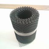 Engranzamento do protetor da calha/engranzamento plástico