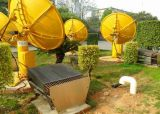 Csp Parabolic Dish Type Solar Thermal Concentrator com GPS Tracking System para Commercial Use
