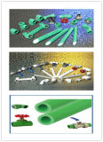 녹색 Pupular 90mm PPR 관을 물 공급