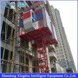 Fabricante de alzamiento/de elevación del pasajero del edificio de la construcción
