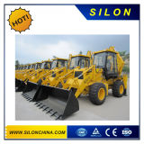 Good Price (WZ30-25)를 가진 Silon Brand Mini Wheel Backhoe Loader
