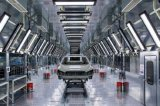 完全に自動車Factory&Nbsp; Jdskがなす車の一貫作業