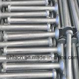 Нержавеющая сталь, сталь углерода, поднимаясь анкер раскрытия анкера для оборудования конструкции (5T)