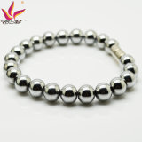 Fashion Factory Price Hematite Beads Pulseira Jóias
