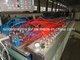 HDPE de Spiraalvormige Pijp die van de Riolering Machine 2002400mm maken