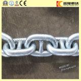Японская стандартная цепь соединения анкера нержавеющей стали