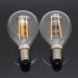 Lámpara de la vendimia del filamento del bulbo 220V 110V de E27 E14 LED Edison