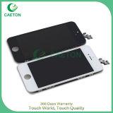 schermo di tocco dell'affissione a cristalli liquidi del convertitore analogico/digitale del rimontaggio 4.0-Inch per il iPhone 5