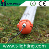 세 배 증거 가벼운 가로등 선형 빛 LED 관 빛 Ml Tl LED 410 40 L