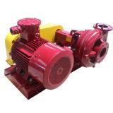 Pompe centrifuge de contrôle extraterritorial de solides de gisement de pétrole