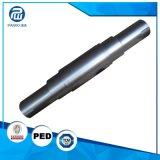 Eixo forjado do aço de carbono do aço 1045 Ck45 S45c para a maquinaria