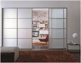 2mm 19mm Säure geätztes Glas für Schrank-und Hintergrund-Wand