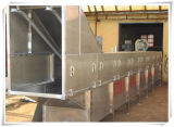 Galinha Feather Boiling Machine para a chacina de Poultry