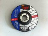 Qualitäts-abschleifendes Ausschnitt-Rad/Platte für Stahl