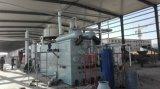 Basura De Op. Sys.-Anticuada de Oilly de la tecnología y planta completamente continua 15-20 Tpd de la pirolisis del neumático y del plástico