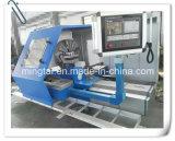 Tornio poco costoso di CNC di alta qualità di prezzi per la flangia di giro (CK64200)