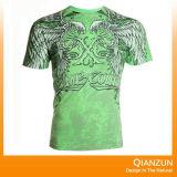 T-shirts de coton d'impression de transfert thermique à vendre