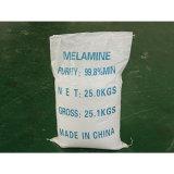 99.8% минимальный меламин очищенности (C3H6N6)