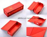 Netter roter Papierkasten/faltbarer Zigaretten-Kasten/kundenspezifisches Cardbox