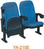 파란 직물 (YA-210E)를 가진 싼 영화관 의자