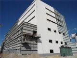 Almacén o taller (ZY325) de la estructura de acero del precio bajo de la fuente de China