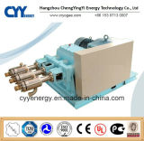 큰 Flow 및 Medium Pressure LNG Liquid Oxygen Nitrogen Argon Multiseriate Piston Pump