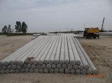 Hiladoras eléctricas baratas superventas de poste del concreto pretensado en China