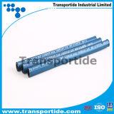 Flexible Gummischläuche des gewundenen hydraulischen Gummischlauch-R1