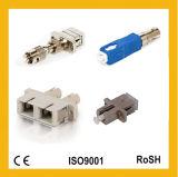 熱い販売法のハイリターンの損失のシンプレックス単一モードSC/PCの光ファイバアダプター