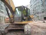 Используемый кот 320d гусеницы землечерпалки, используемое сбывание землечерек кота 320c 325D 330d горячее в Шанхай