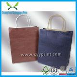 Bolsa Impresión en papel de color caqui Murah para regalo