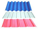 Farbiges Galvanized Steel Sheet für Roof (YX25-210-840)
