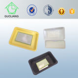 FDA-gebilligtes Safety Food Grade Plastic Food Box für Frozen Food Packaging