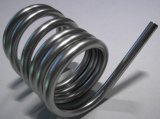 Tube de bobine en métal de l'acier inoxydable 304 de haute précision