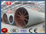 Linha de produção de estufa rotativa em pó de gesso