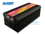 Suoer力インバーター2500W太陽エネルギーインバーター24VへのCE&RoHS (HAD-2500B)のホーム使用のための220V再充電可能なインバーター