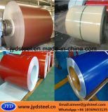 Il colore ha ricoperto la bobina d'acciaio di PPGI per costruzione