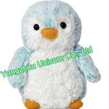 Jouet mou de peluche de pingouin de peluche de coton de la CE pp