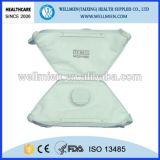 Защитный Non-Woven респиратор от пыли с клапаном или снаружи