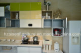 Leben-Partner-linearer Lack-Küche-Schrank-Schrank