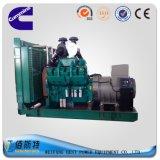 gerador Diesel silencioso de 500kw Cummins da fábrica de China