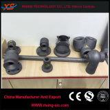 Material refractario del carborundo de cerámica