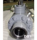 A105 3000psi 3inch Sw Floating Ball Valve voor High Pressure
